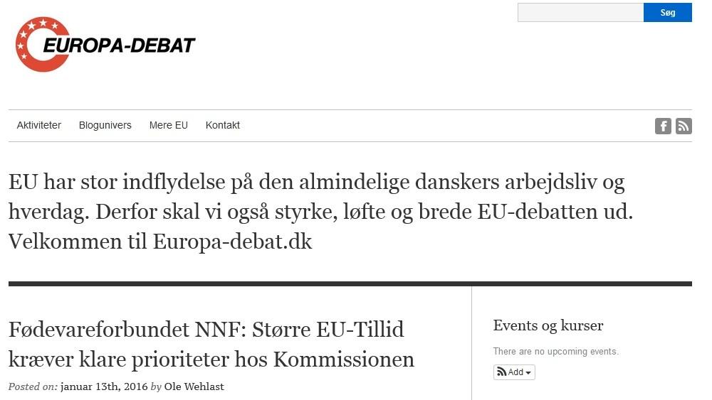 Europa-debat.dk